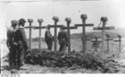 Foto Kreta - graven soldaten