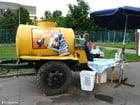 Foto limonade verkoop