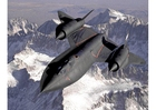 Foto Lockheed Blackbird