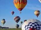 Foto luchtballonnen