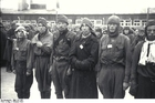 Foto Mauthausen concentratiekamp - Russische krijgsgevangenen (3)