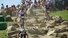 Foto mountainbike