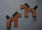 Foto origami - paard
