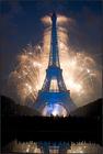 Foto Oudejaarsavond in Parijs