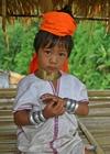 Foto Padaung meisje