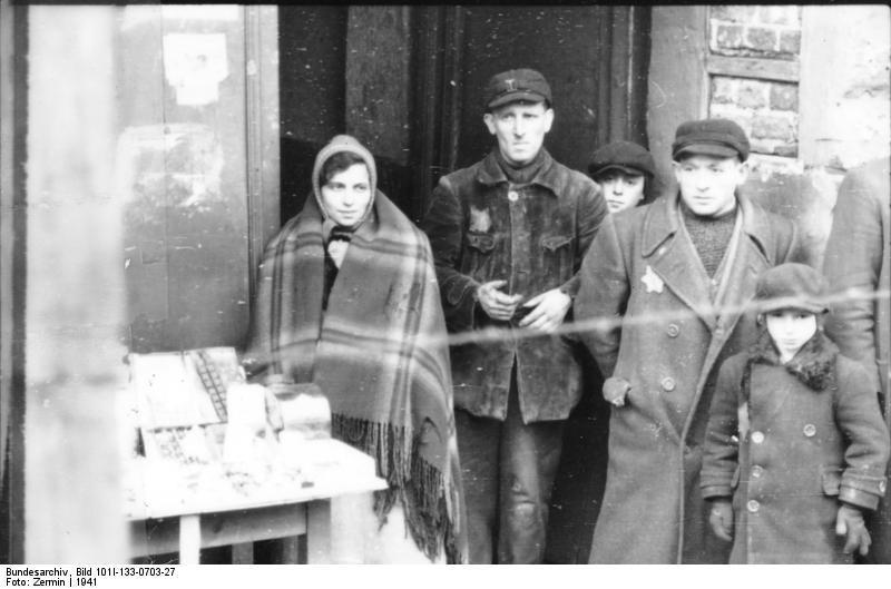 Foto Polen - Ghetto Warschau (6). Gratis fotos om te