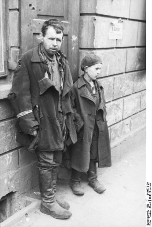 Foto Polen - Ghetto Warschau (2). Gratis fotos om te