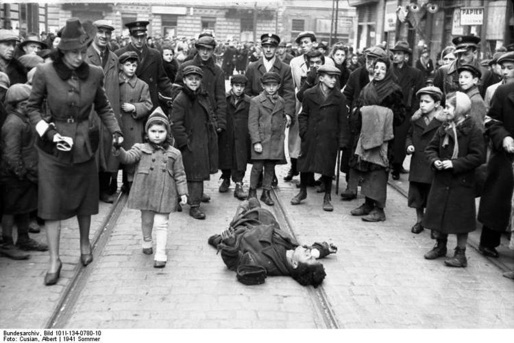 Foto Polen - Ghetto Warschau (5). Gratis fotos om te