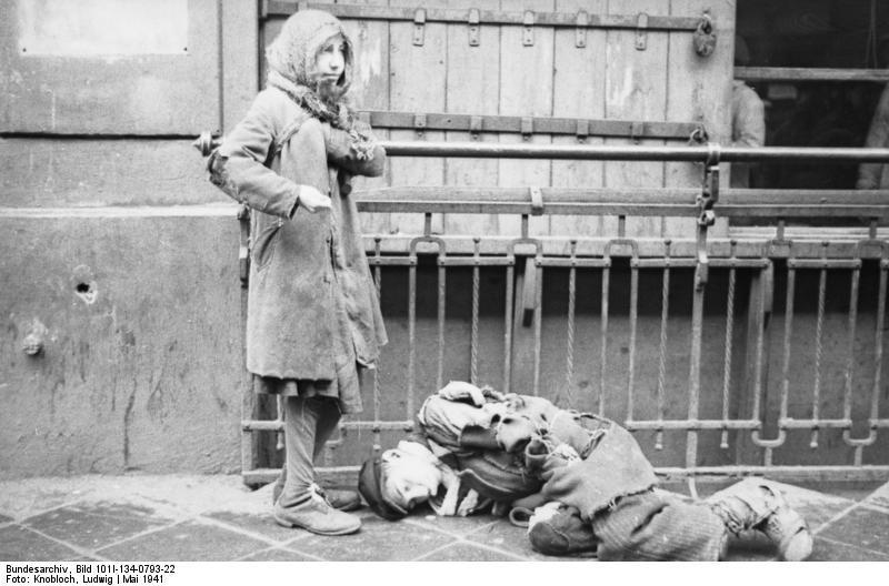 Foto Polen - Ghetto Warschau (4). Gratis fotos om te printen.