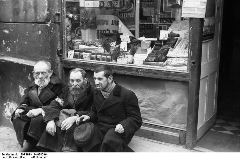 Foto Ghettopolitie - Polen - Ghetto Litzmannstadt. Gratis