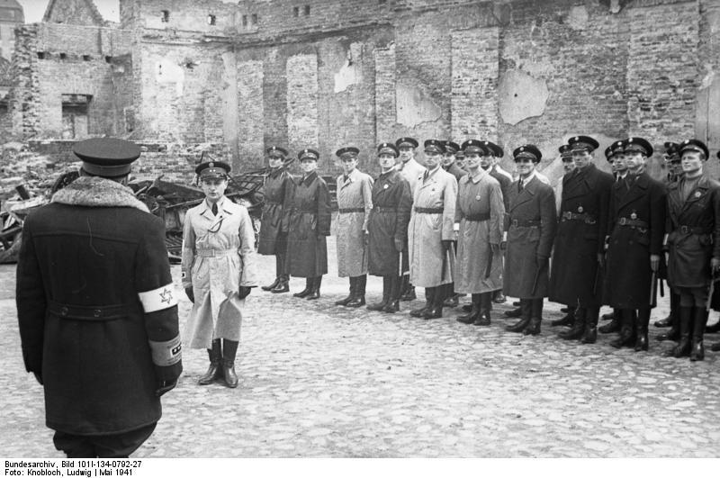 Foto Polen - Ghetto Litzmannstadt (2). Gratis fotos om te