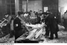 Foto Polen - Ghetto Warschau - houtbewerking