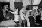 Foto Polen - Ghetto Warschau - kledijwissel
