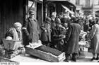 Foto Polen - Ghetto Warschau - marktplaats (2)