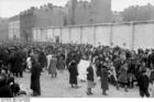 Foto Polen - Ghetto Warschau - marktplaats