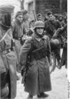 Foto Rusland - 15 jarige soldaat van het Franse legioen