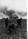 Foto Rusland - aanval op dorp