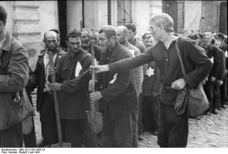 Foto Polen - Ghetto Warschau (10). Gratis fotos om te