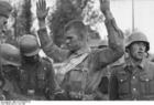 Foto Rusland - Gevangenneming Russische soldaat