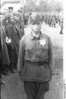 Foto Rusland - Joodse soldaat als krijgsgevangene