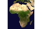 Foto sattelietfoto Afrika