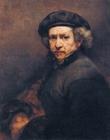 Foto schilderij Rembrandt