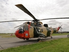 Foto's Seaking helikopter