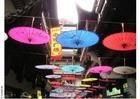 Foto Shangai - winkelstraat