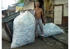 Foto sorteren materiaal, sloppenwijk Jakarta