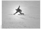 Foto snowboarden