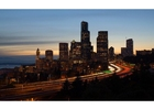 Foto stad - skyline Seattle