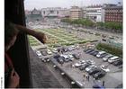 Foto stadsbeeld Xian