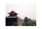 Foto stadsmuren Xian