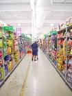 Foto supermarkt