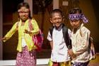 Foto terug naar school