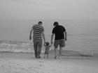 Foto vaders met kind