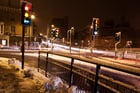 Foto verkeerslichten