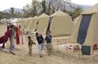 Foto vluchtelingenkamp - Pakistan