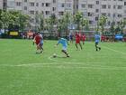 Foto voetballen