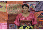 Foto vrouw in Panama