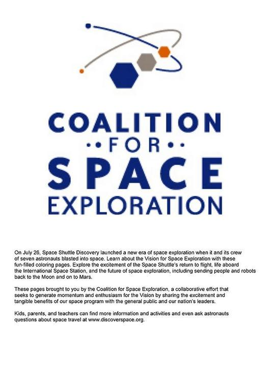 00 - Coalition for Space Exploration