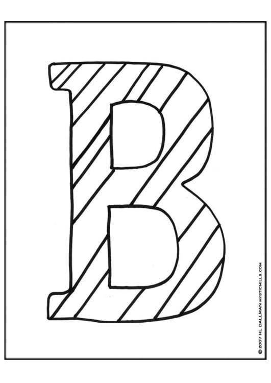 Kleurplaat Abc Afb 9251