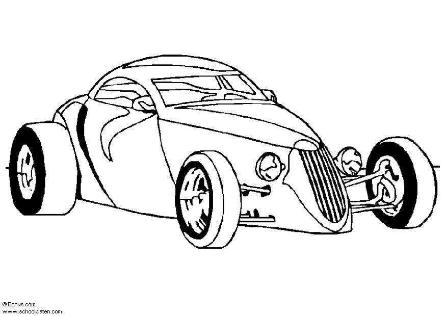 Zentorno Kleurplaat Kleurplaat Aluma Coupe Afb 5434 Images