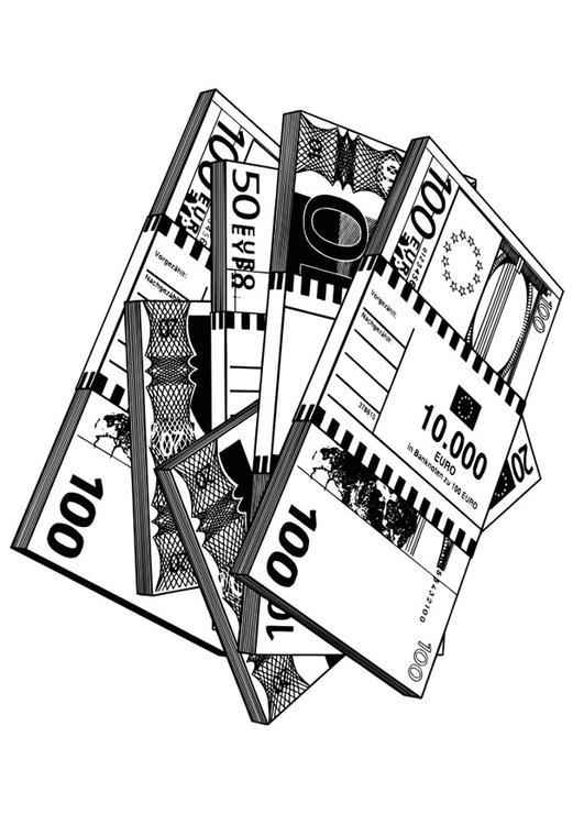 kleurplaat biljetten gratis kleurplaten om te printen