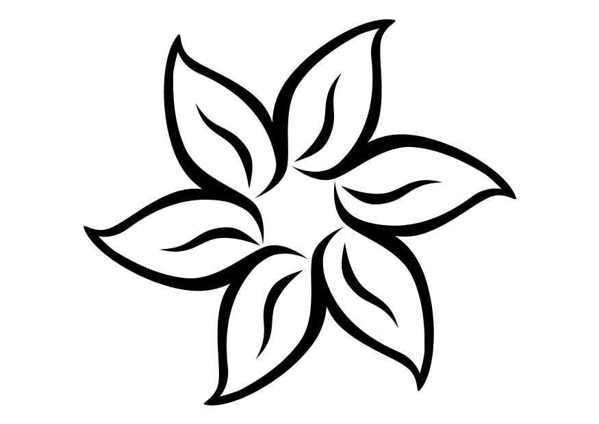 Dessiner Une Fleur