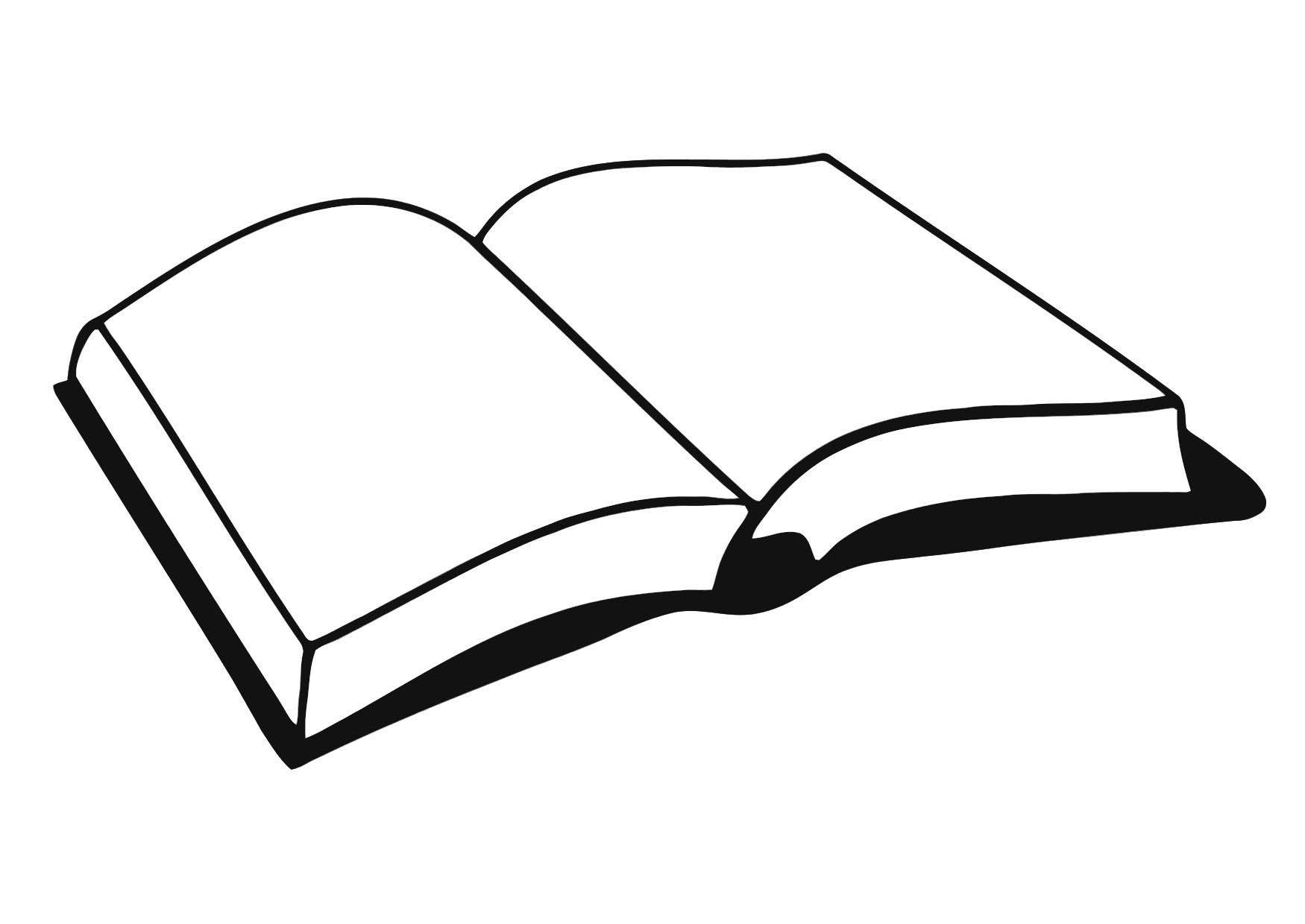 kleurplaat boek gratis kleurplaten om te printen
