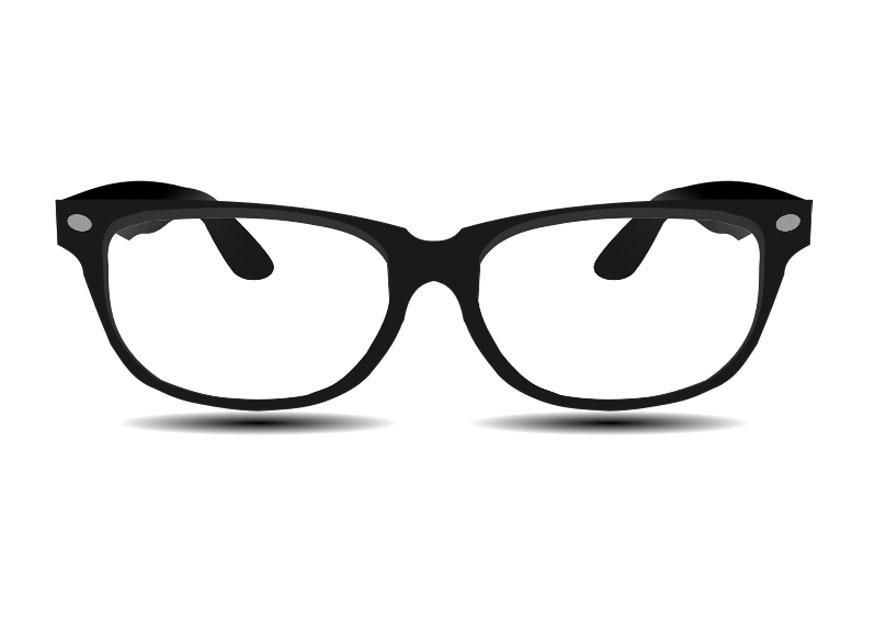 kleurplaat bril gratis kleurplaten om te printen