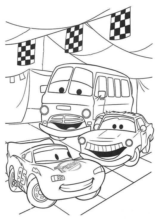 Kleurplaat Kleurplaten Cars.Kleurplaat Cars Gratis Kleurplaten Om Te Printen