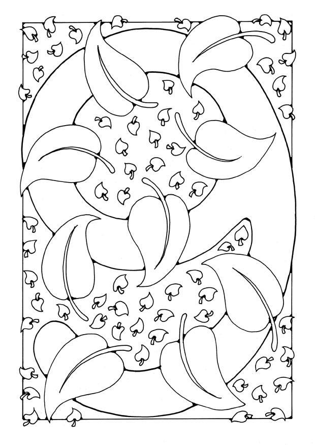 Kleurplaat Cijfer 9 Afb 21884