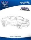 Kleurplaat Detroit_AutoShow-8